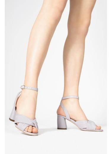CZ London Sandalet Lila